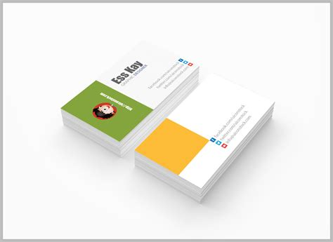 free design a card free business card design a graphic world