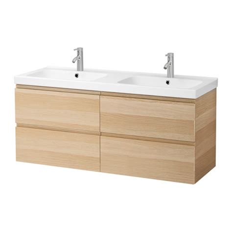 ikea bathroom sink cabinet reviews godmorgon odensvik sink cabinet with 4 drawers white