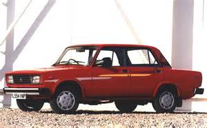 Lada Cars Uk 10 Of The Worst Production Cars Of All Time
