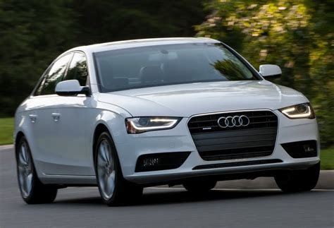 Audi A4 Versions by Diesel Version Of Audi A4 Launched