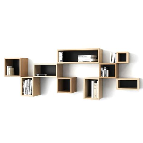 black cube shelves cube shelf 15x15