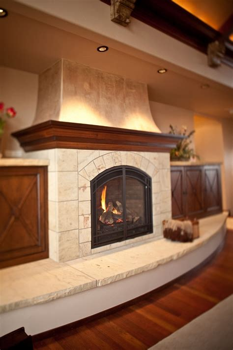 how to choose the right fireplace design and material