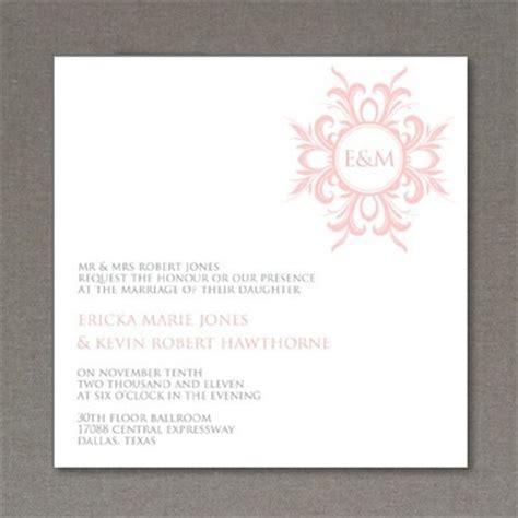 free printable wedding invitation monogram invitation templates monogram circle design download