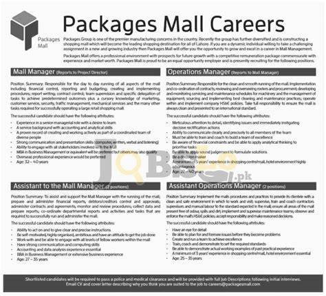 Ppsc Offer Letters Packages Mall Lahore Oct 2016 Current Vacancies