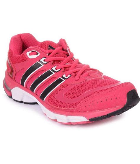 adidas pink lace running sports shoes for price in india buy adidas pink lace running