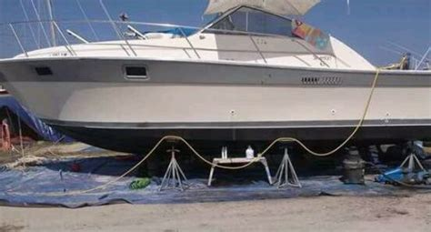 cheap boats melbourne 1985 silverton express for sale in melbourne florida usa