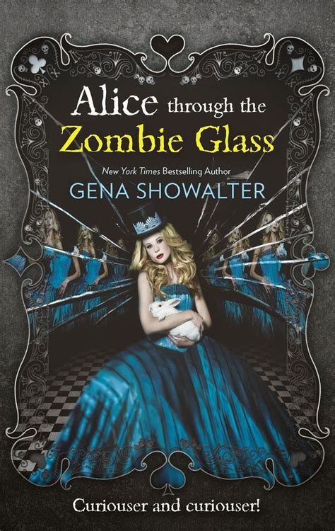 alice chronicles of alice 178565330x alice in zombieland this is the second book of the white rabbit chronicles books you