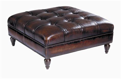 Bernhardt Colston Square Ottoman   Wayside Furniture   Ottomans