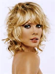 forward cut curly shag hairstyles 17 best images about curly hair styles on pinterest