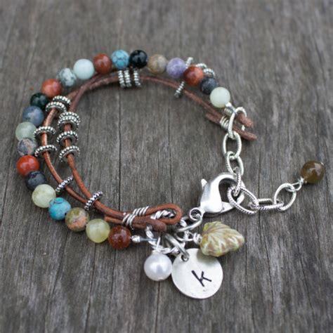 beaded charm bracelets diy beaded sundance bracelet