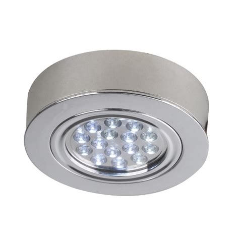 lighting 12v dc polycarbonate fixed 1 1w led