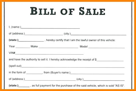 Sold As Seen Receipt Template by Sold Car Receipt Car Sale Of Car Receipt Template Yagoa Me