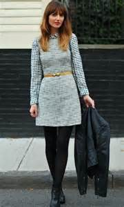 how to wear opaque tights fashiongum com