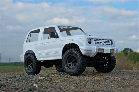 Tamiya Mitsubishi Pajero mst cmx mitsubishi pajero tamiya mounts set for