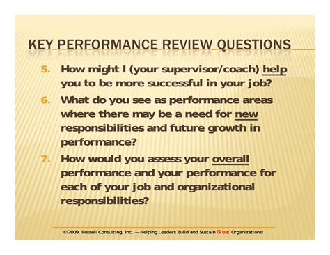 performance reviews 10 steps to performance reviews