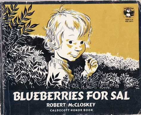 the marlowe bookshelf blueberries for sal