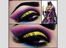 Batman & Makeup, can't lose right? Right!? - Album on Imgur Halloween Makeup Batgirl