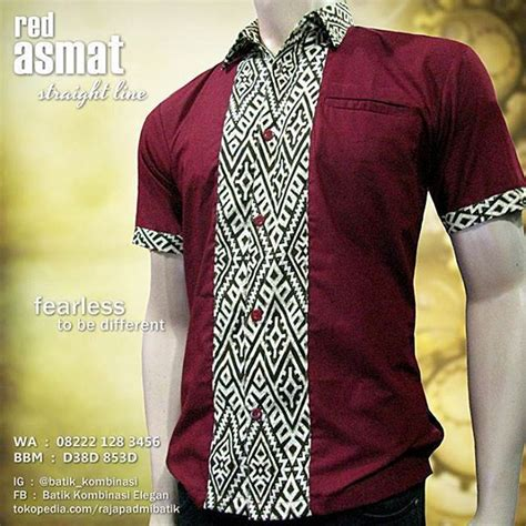 Kemeja Casual Pria Modern Batik Pekalongan 1311 best images about oh on