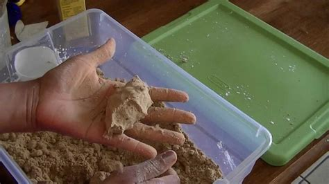 moon sand recipe with play sand
