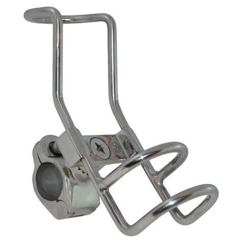 whitworths boat rod holders stainless steel adjustable rail mount rod holder 25mm 29