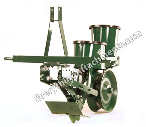 Seed Planter by Tractor Seed Planter Everything Attachments