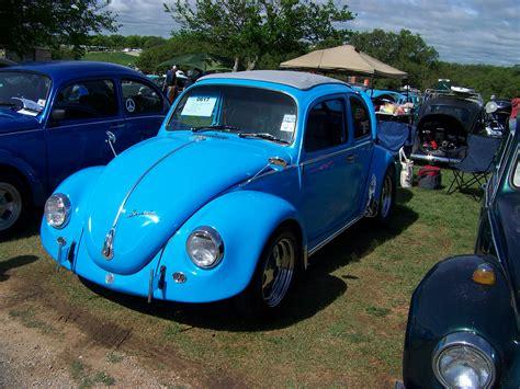 blue  texas vw classic
