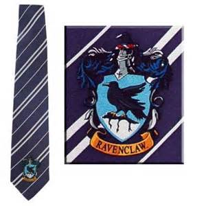ravenclaw house colors house of ravenclaw tie from harry potter