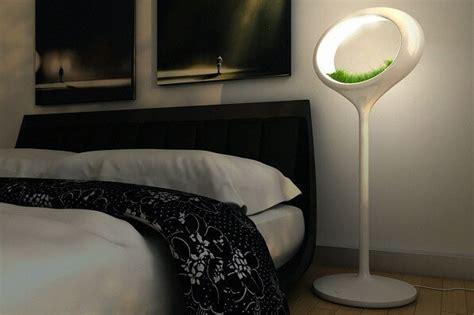 innovative lighting concept grass lamp  marko vuckovic