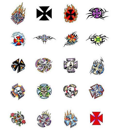 dollkemprot guitar tattoos dollkemprot iron cross