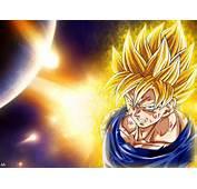 Fondo Gran Goku En Fondos De Pantalla  Gratis HD