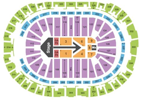 pnc arena raleigh nc seating chart rbc center tickets in raleigh carolina rbc center