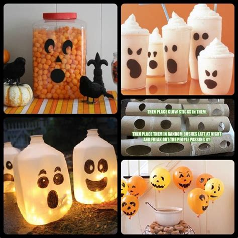 37 halloween party ideas crafts favors games treats simple halloween crafts pictures photos and images for