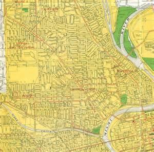 map of dayton 1945 map of dayton ohio