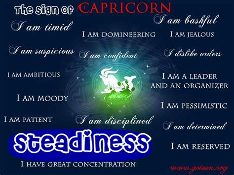 capricorn traits love booklet