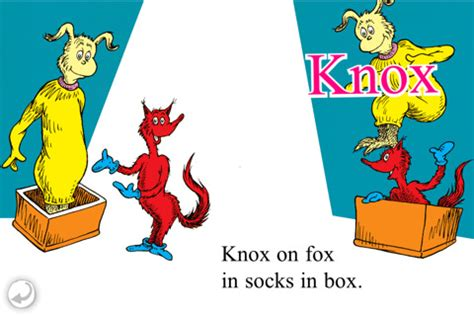 Fox In Socks Clip Art 15 Dr Seuss Fox In Sox Coloring Pages