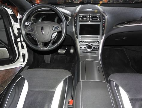 Lincoln Mkz Interior by 2017 Lincoln Mkz Preview Wheels Ca