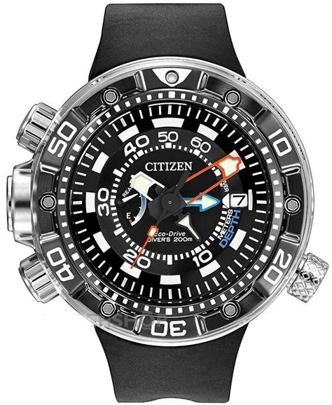 citizens dive watches s citizen eco drive promaster aqualand divers