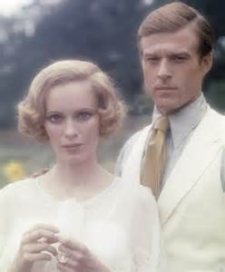 the great gatsby 1974 trailer robert redford mia how robert redford taught me to be a man by brian viner