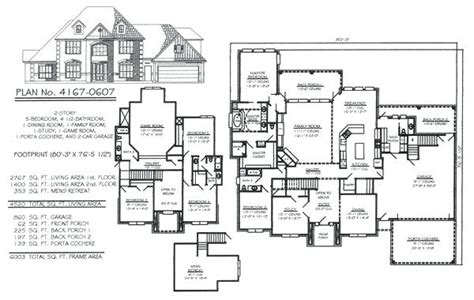 five bedroom house plans one story downloadcs club