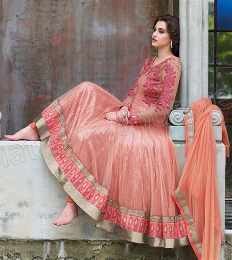 latest suit styles for women latest anarkali suits trends 2014 for women 004 life n