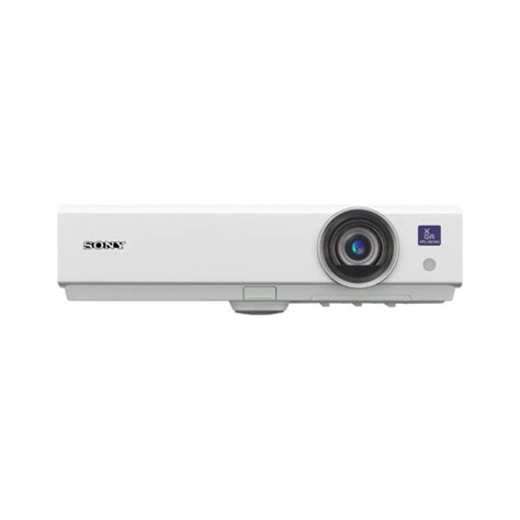 Projector Sony Dx100 buy sony vpl dx100 mobile projector white at best