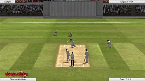 cricket play cricket captain 2016 pc free