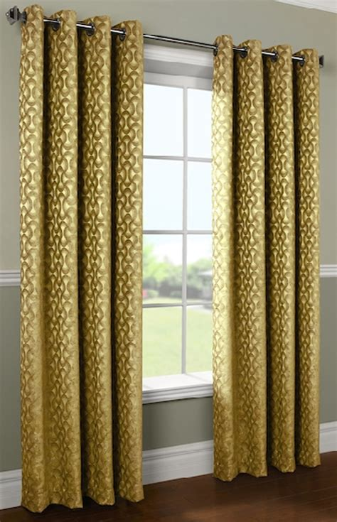 chenille curtains rope chenille grommet top curtain panel