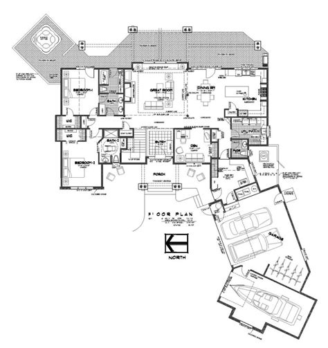 100 single story luxury house plans one story 4