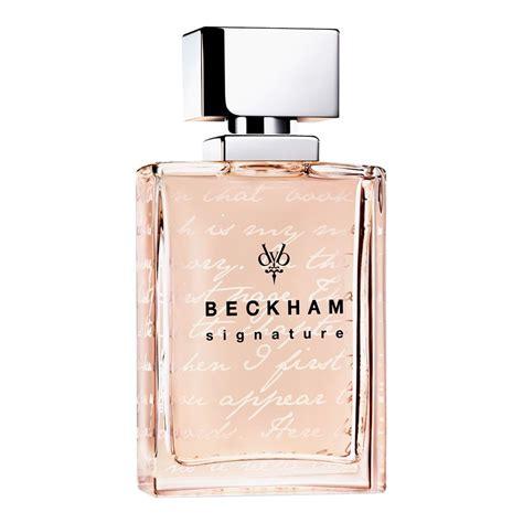 Parfum David Beckham Signature beckham signature story for perfume by david beckham