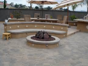 Backyard Fire Pit Designs - san diego landscape services modern image outdoor fire pit designs
