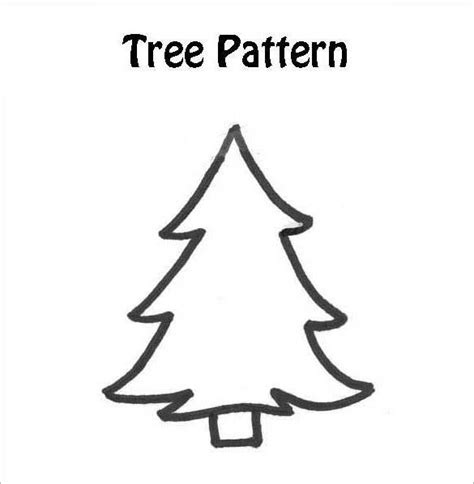 christmas tree templates download free premium