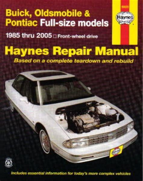 free online auto service manuals 1991 buick regal electronic toll collection service manual free online auto service manuals 2001 buick regal parental controls 1998
