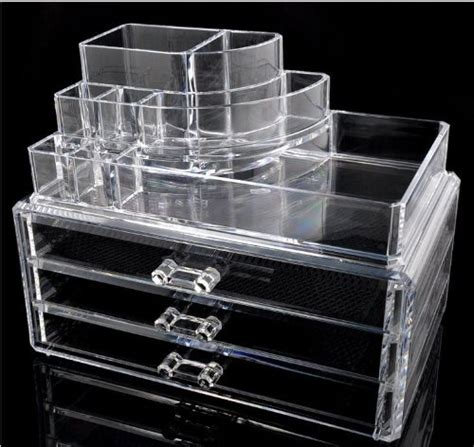 Organizer Kotak Organizer Make Up Organizer Kotak Kosmetik acrylic makeup organizer with lipstick holder