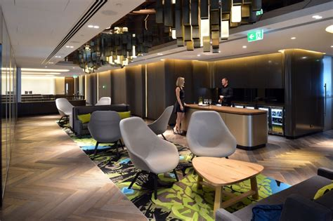 Award Winning Office Design Interiors by What Office Would Be Complete Without An Open Bar Where